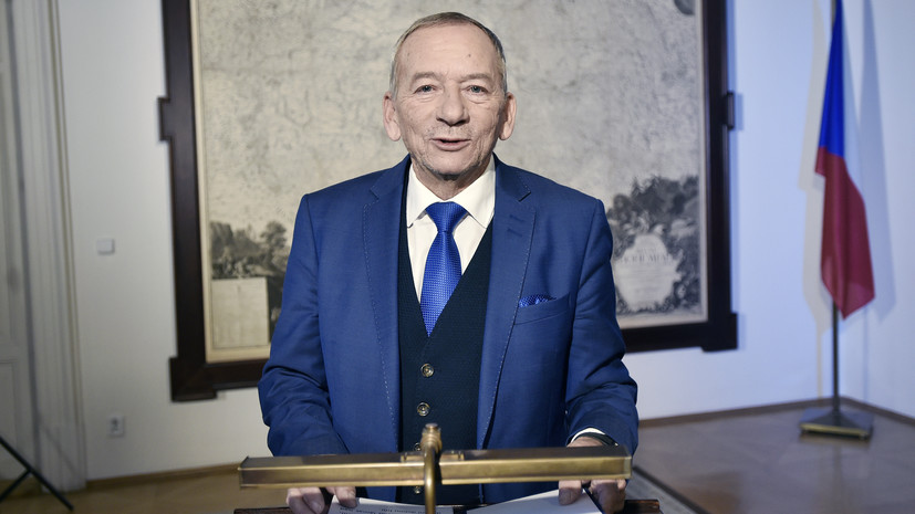 Скончался спикер сената Чехии Ярослав Кубера