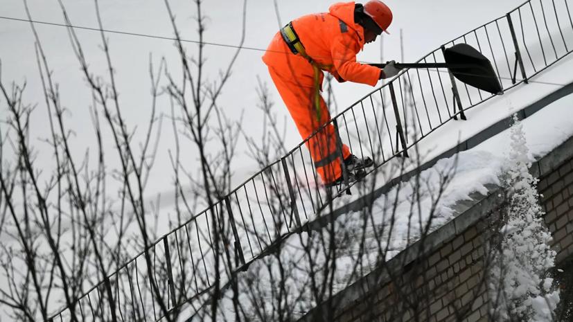 В Кирове рассказали о проверке после схода снега с крыши на десятилетнюю девочку
