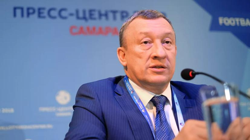 Фетисов заявил, что футболист «Крыльев Советов» Соболев попросил о переходе в другой клуб