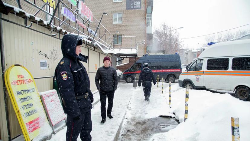 Из затопленного при прорыве трубы отеля в Перми откачали 200 кубометров воды