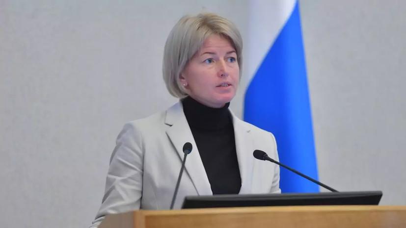 Зампредом правительства Удмуртии станет Ольга Абрамова