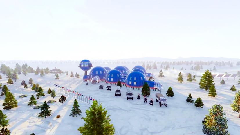 Энергия «Снежинки»: какие перспективы открывает запуск российской арктической станции на безуглеродном сырье