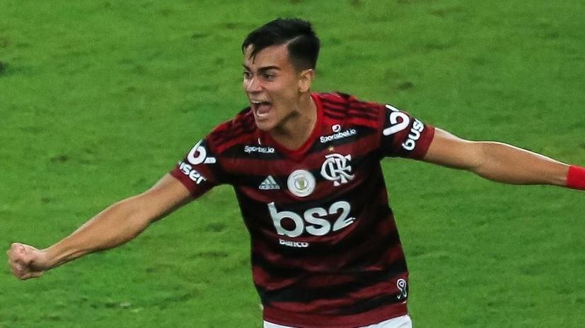 «Реал» подписал контракт с 18-летним бразильским футболистом