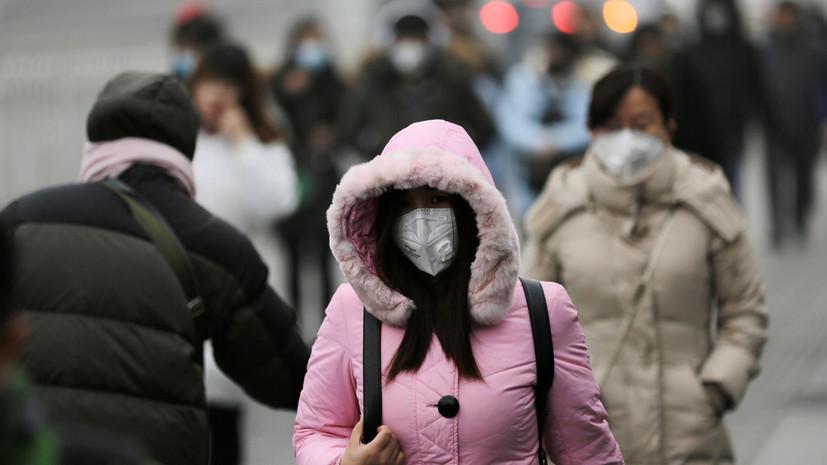 ВОЗ проведёт экстренное заседание из-за нового коронавируса в Китае