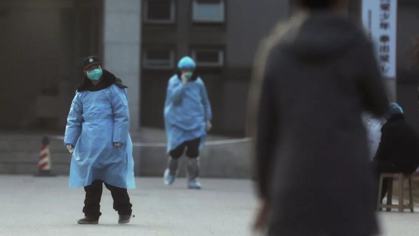 В Приморье усилен контроль за прибывающими из Китая из-за коронавируса
