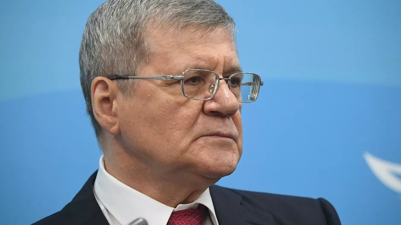 Комитеты Совфеда рекомендовали снять Чайку с должности генпрокурора