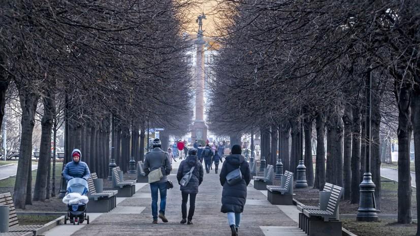 МЧС предупредило об усилении ветра и гололедице в Москве