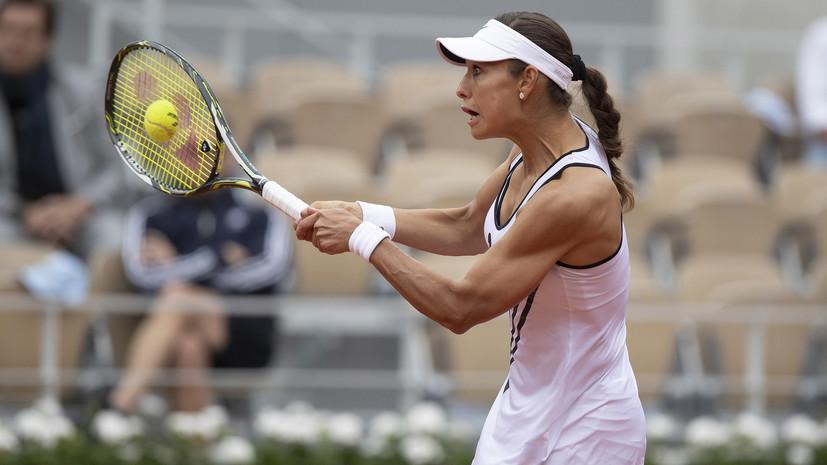 Дьяченко проиграла Коллинз в первом круге Australian Open