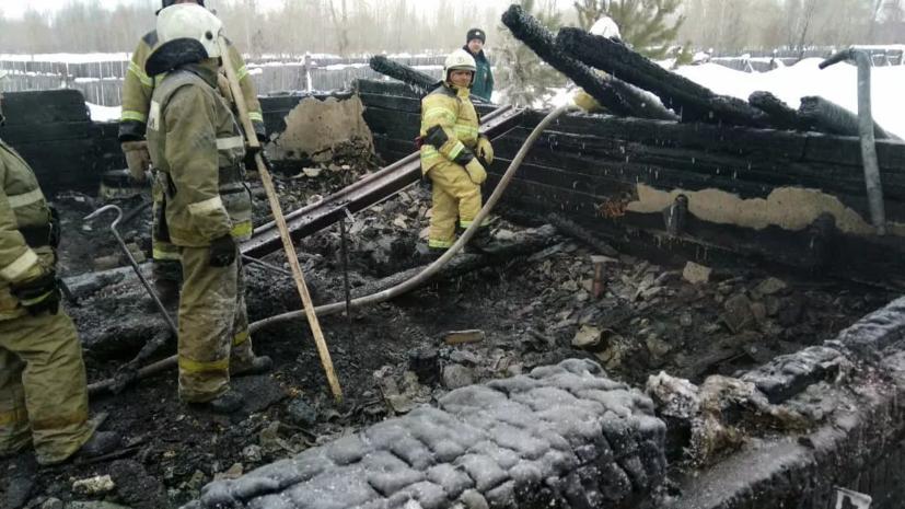 Эксперт СПЧ прокомментировал сообщения о пожаре в Томской области