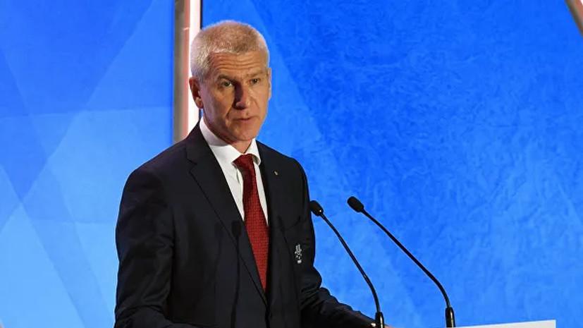 Источник: Матыцин является главным кандидатом на пост министра спорта России