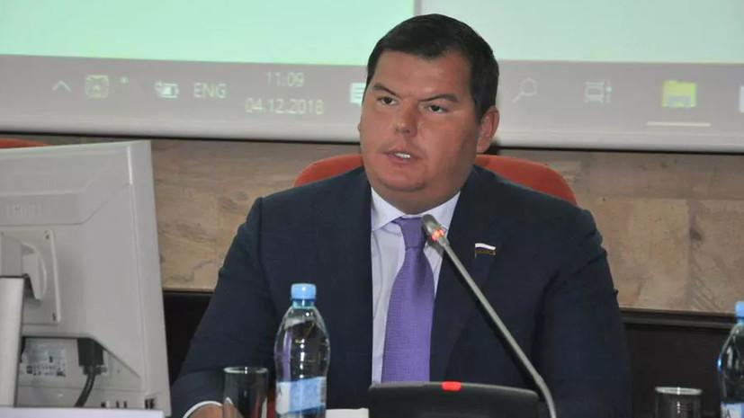Госдума прекратила полномочия депутата Михаила Авдеева