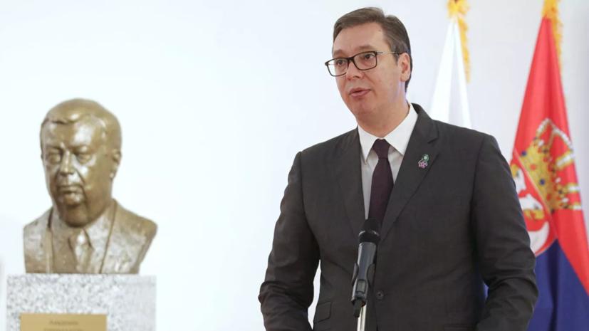 Вучич рассказал о намерении провести новые встречи с Путиным