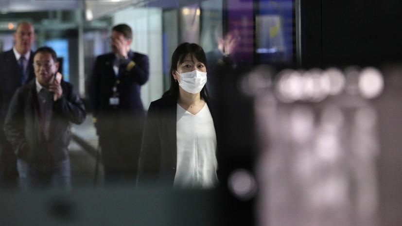 Контроль на российской границе усилили из-за коронавируса в Китае