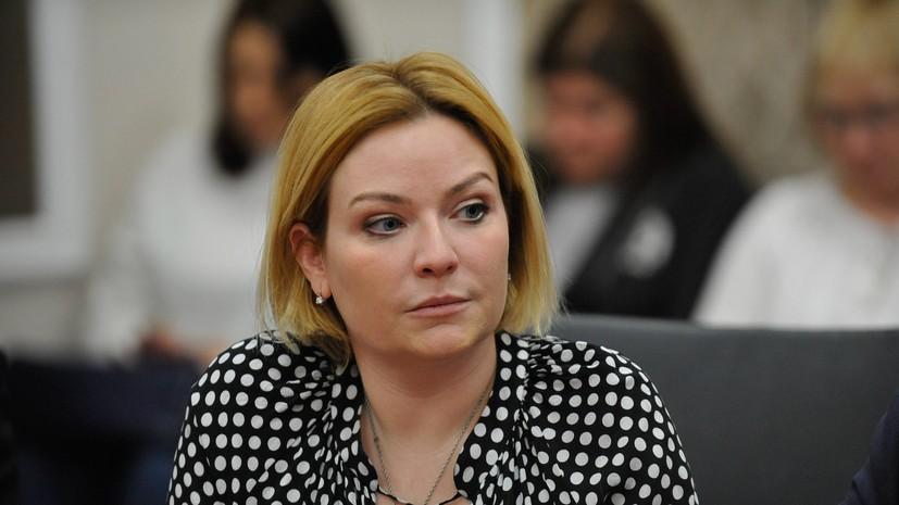 Курс на кино: новым министром культуры России стала Ольга Любимова
