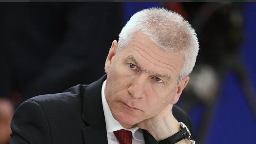 Матыцин: каждый гражданин должен с гордостью говорить о российском спорте