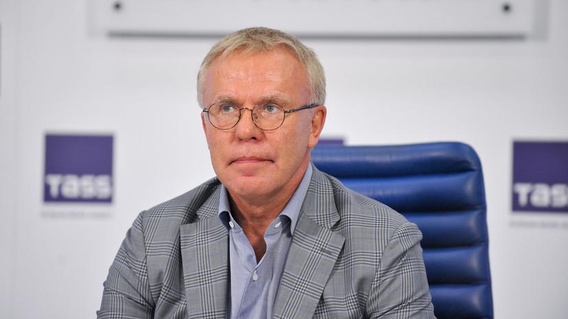 Фетисов: от Матыцина требуется профессионализм и умение общаться