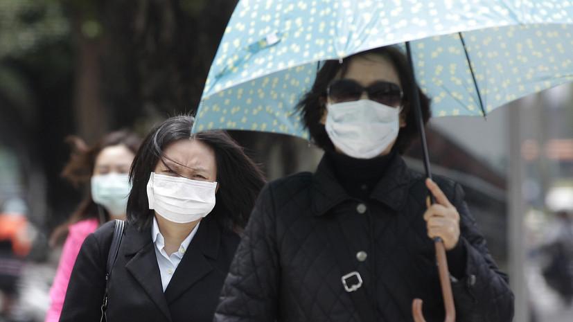 Число жертв нового типа коронавируса увеличилось до девяти