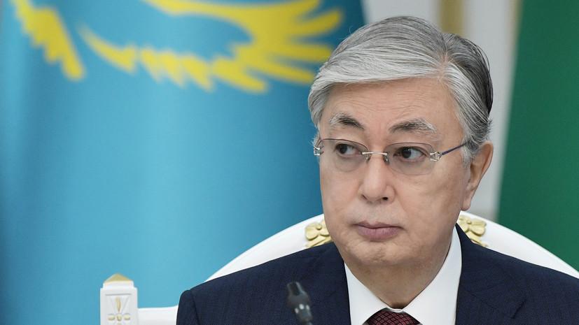 Токаев примет участие в праздновании в Москве 75-й годовщины Победы
