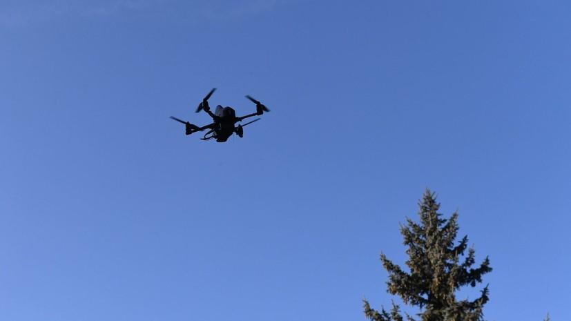 На Украине рассказали о характеристиках квадрокоптера «Берегиня»