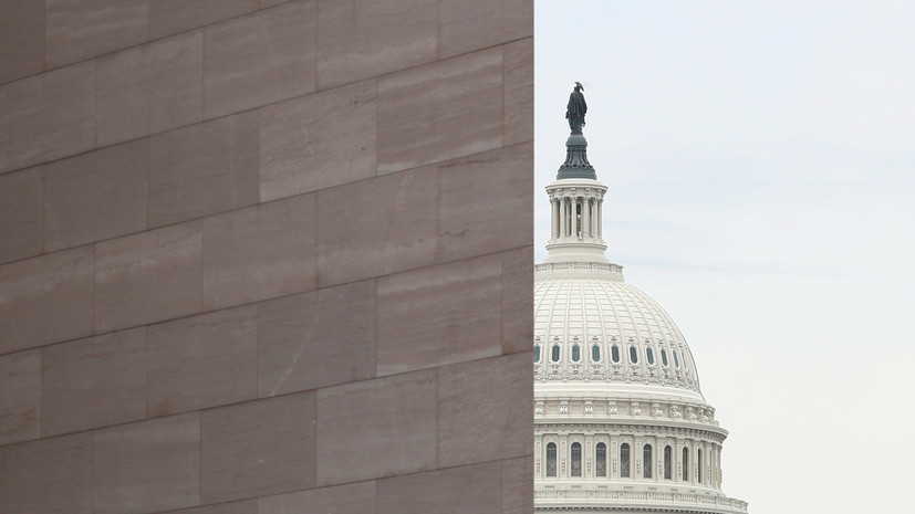 Сенат США одобрил процедуру проведения процесса над Трампом