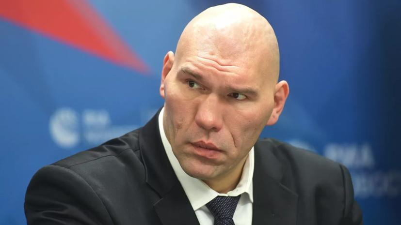 Валуев прокомментировал назначение Матыцина на пост министра спорта