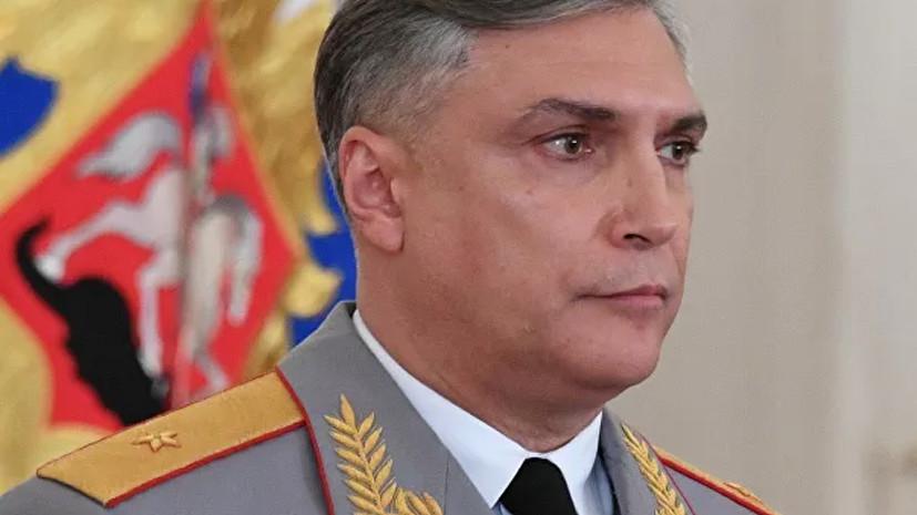 Матовников назначен заместителем главкома сухопутными войсками