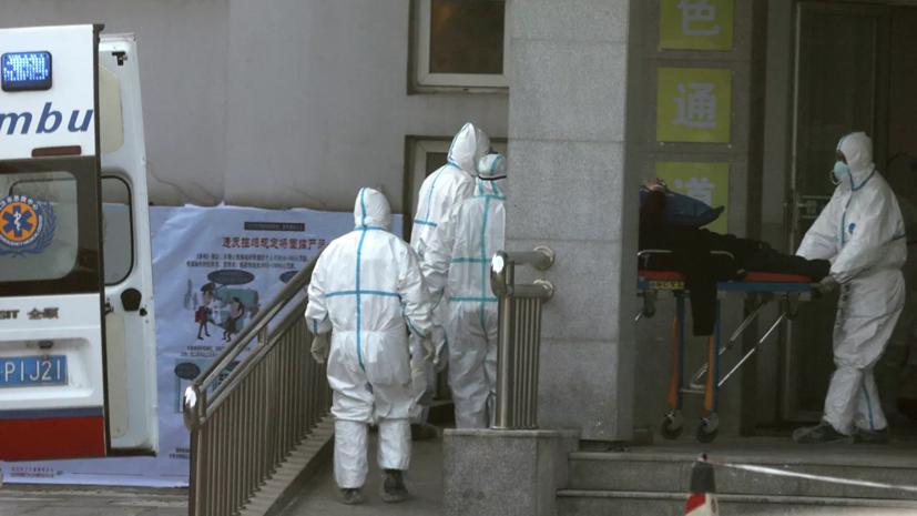 Аэропорт в Лондоне усилит контроль из-за нового типа коронавируса