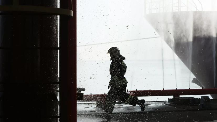 Один пожарный погиб, ещё трое пострадали при хлопке газа в Подмосковье
