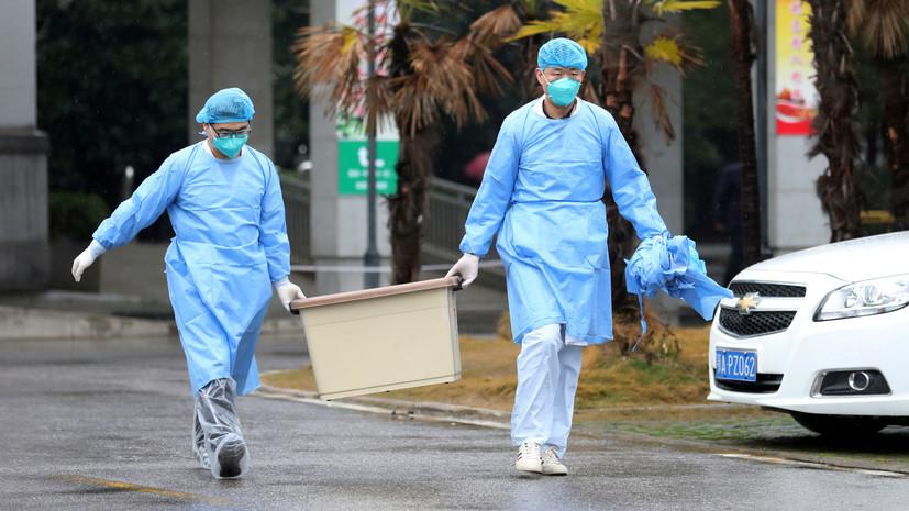 Среди заболевших коронавирусом в Китае нет граждан России