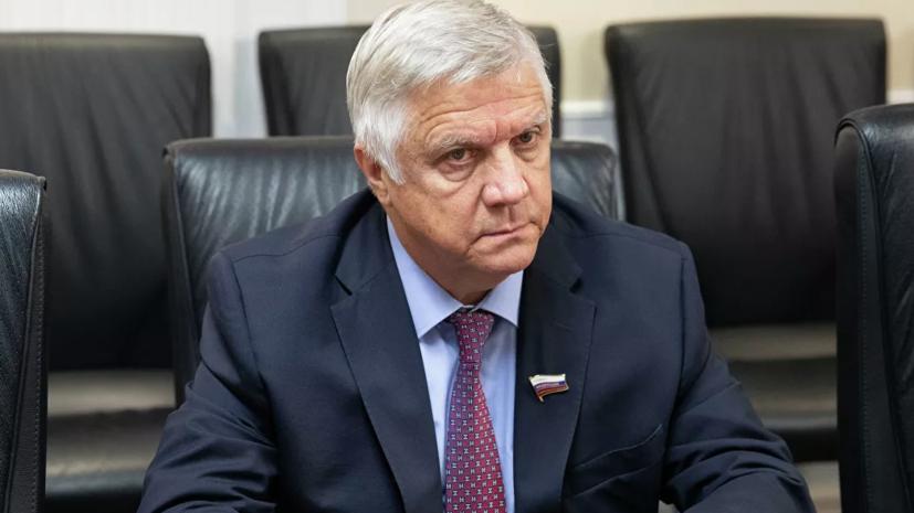 Совет Федерации досрочно прекратил полномочия сенатора Волкова