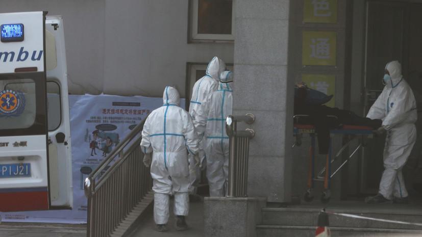 Усилен контроль навсех пунктах пропуска в Россию из-за коронавируса