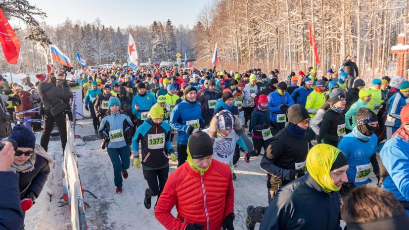 В памятном марафоне «Дорога жизни» примут участие 2,5 тысячи человек