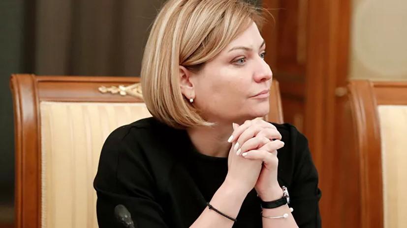 Факультет журналистики МГУ поздравил Любимову с назначением министром культуры