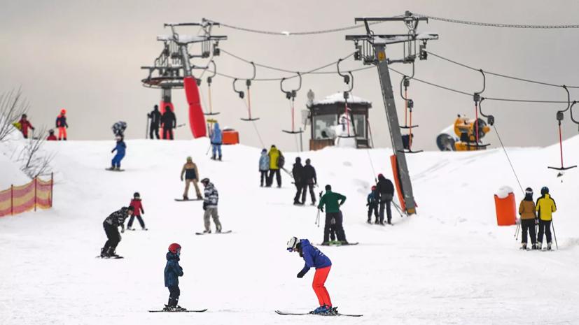 В Сочи рассказали о бесплатных горнолыжных занятиях для детей с инвалидностью