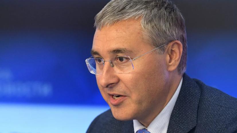 В Тюменской облдуме прокомментировали назначение Фалькова на пост министра науки