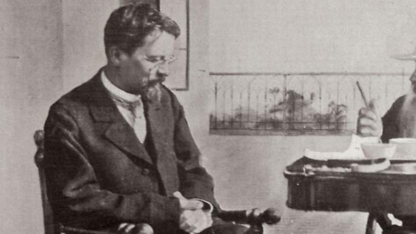 В Союзе писателей Петербурга прокомментировали ситуацию с отсутствием памятной доски в честь Чехова