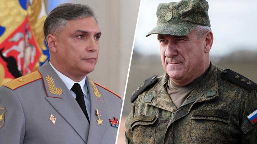 Замглавкома сухопутных войск и советник Шойгу: какие перестановки произвёл Путин в руководстве вооружённых сил