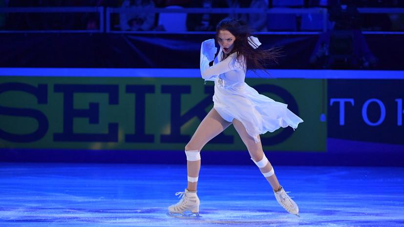 Орсер уверен, что Медведева отобралась бы на ЧЕ, если бы не проблемы с коньком