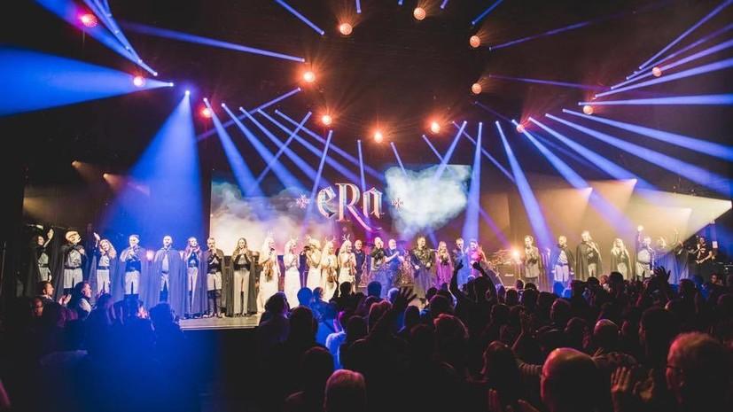 Концерт проекта французского композитора Эрика Леви ERA пройдёт 12 марта в Москве