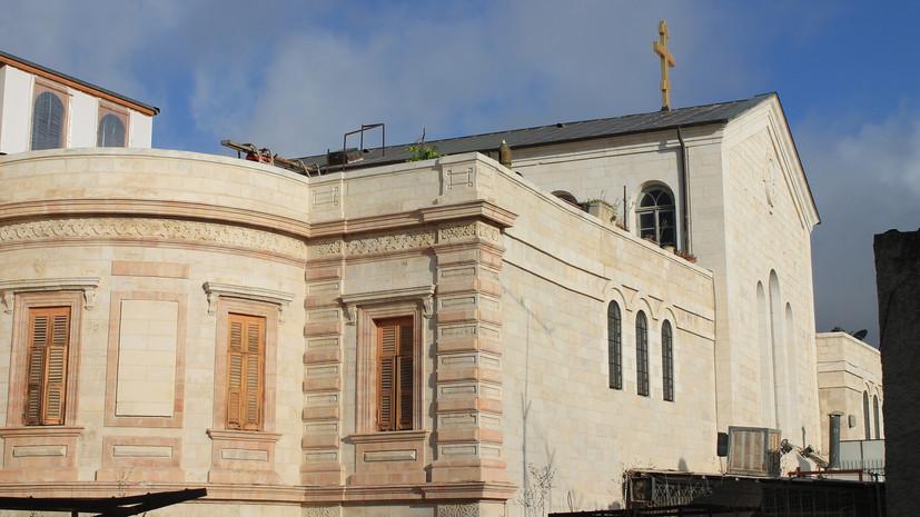 «Важный, символичный акт»: каковы перспективы передачи России Александровского подворья в Иерусалиме