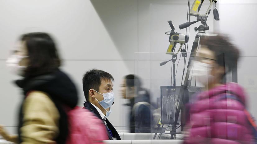 СМИ: Власти Китая 23 января запретят жителям Ухани покидать город