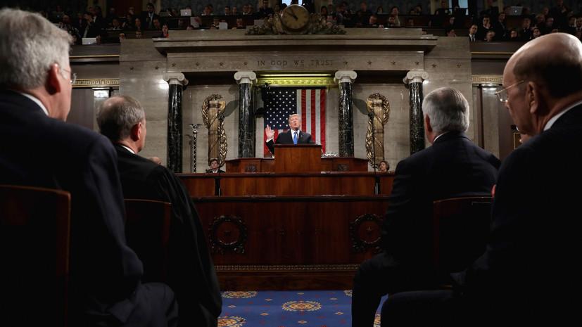«Обоюдоострое оружие»: почему сенат решил рассматривать дело об импичменте Трампа по ускоренной процедуре
