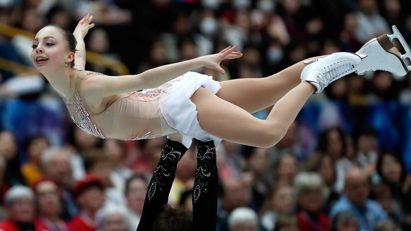 Бойкова: мы рады установлению рекорда, но не фокусировались на баллах