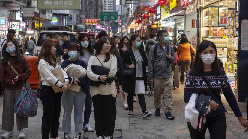 Госдеппрокомментировал распространение коронавируса в Китае