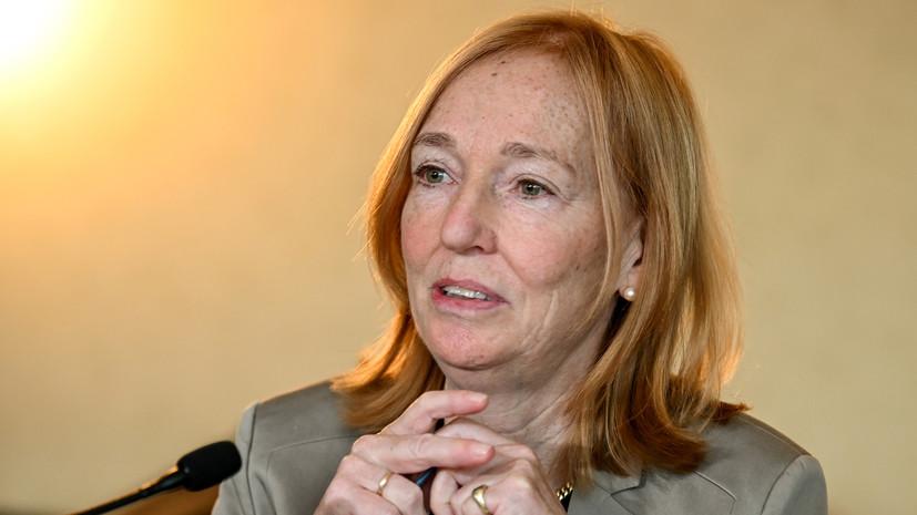 Посол ФРГ в США не исключила обращения в ООН по санкциям против Ирана