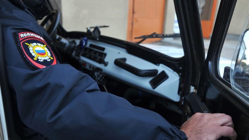 В Москве два человека получили ранения при стрельбе в гостинице