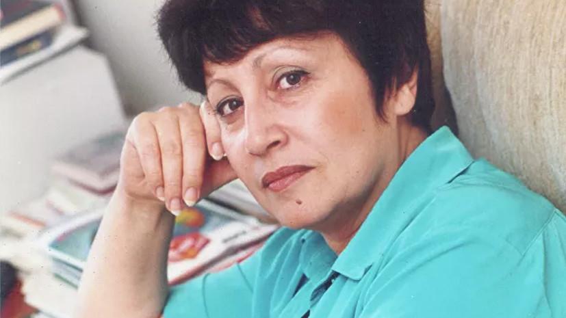 Дина Рубина оценила возможность написания нового многотомника