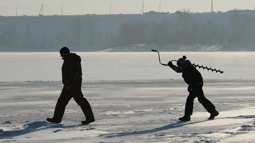 В Академии выживания напомнили о последствиях выхода на тонкий лёд