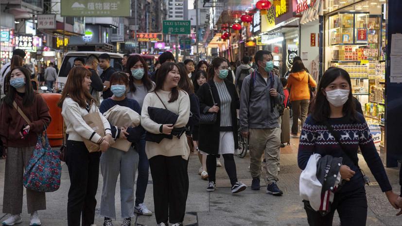 Число заболевших новым коронавирусом в Китае превысило 610