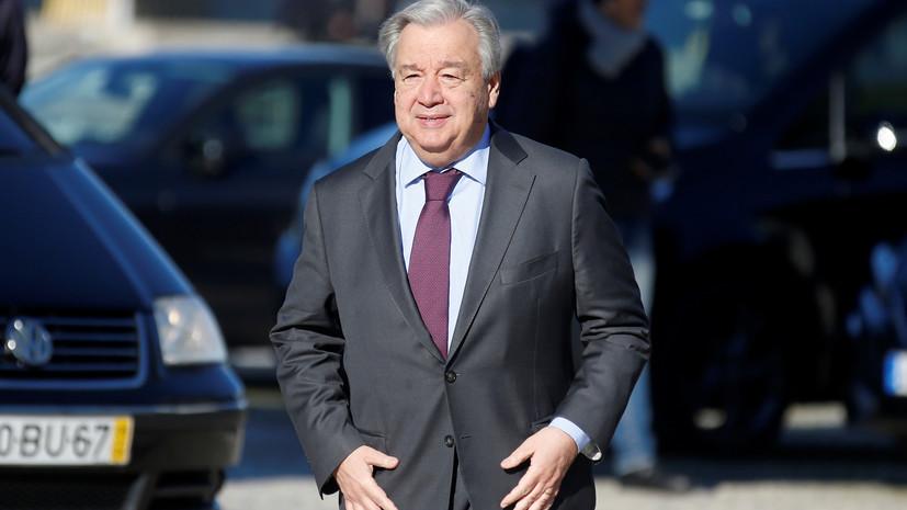 Эксперт прокомментировал заявление Генсека ООН о приходе новых «всадников Апокалипсиса»